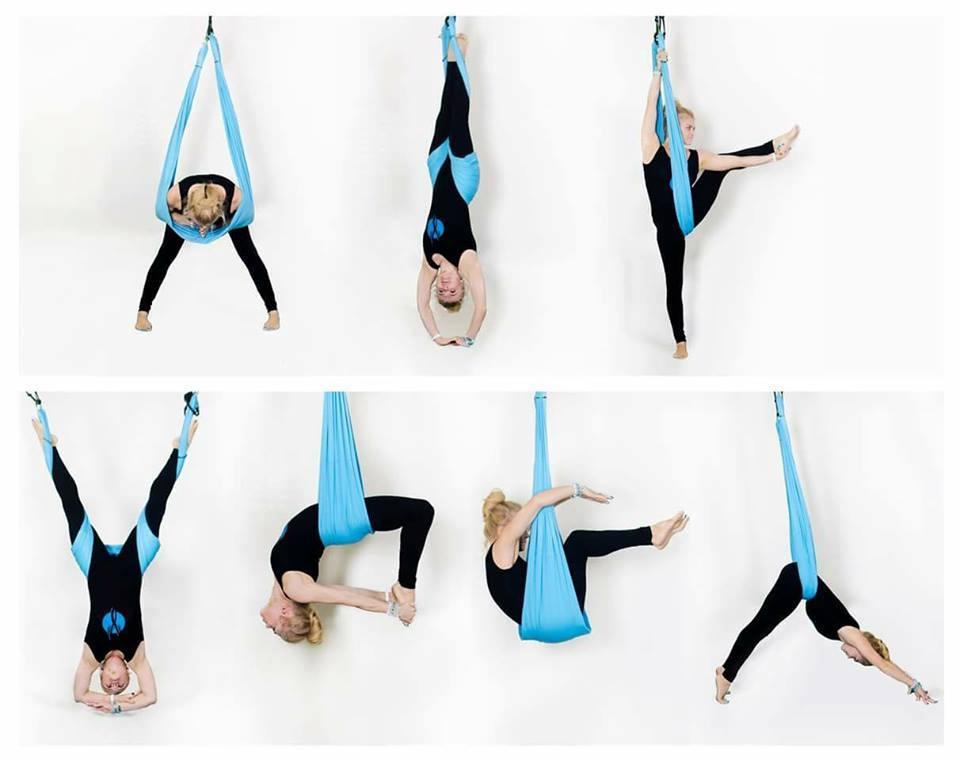 Yulia Air Yoga